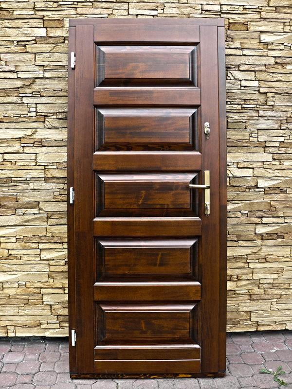 Drzwi Zewnętrzne Classic 2