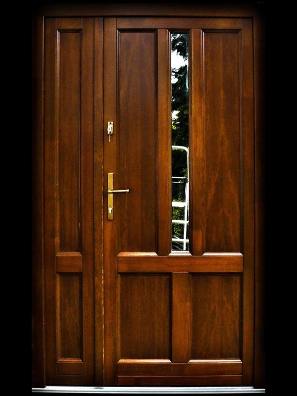 Drzwi Zewnętrzne Classic 8