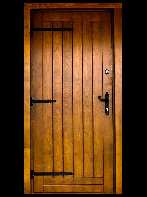 Drzwi Zewnętrzne Retro 2