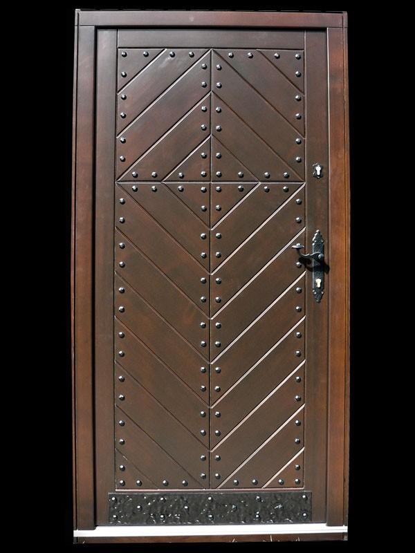 Drzwi Zewnętrzne Retro 3