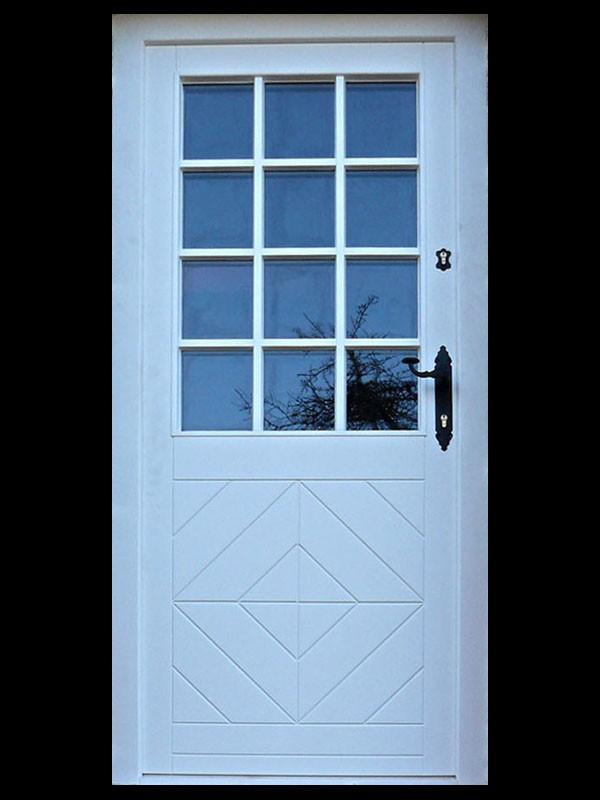 Drzwi Zewnętrzne Retro 4