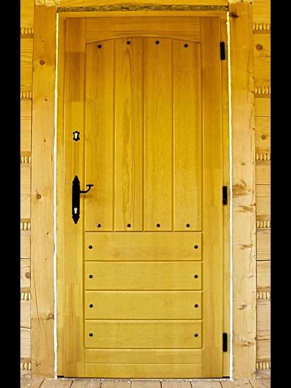 Drzwi Zewnętrzne Retro 5