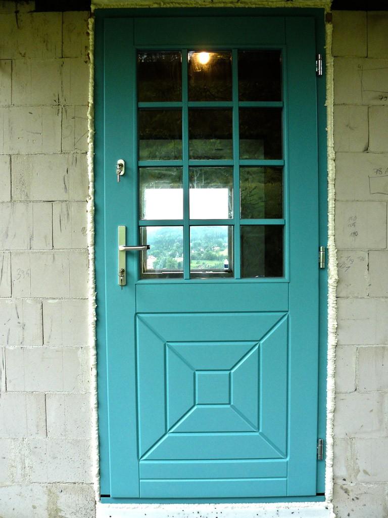 Drzwi Zewnętrzne Retro 6