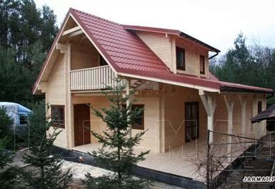 Dom całoroczny D10