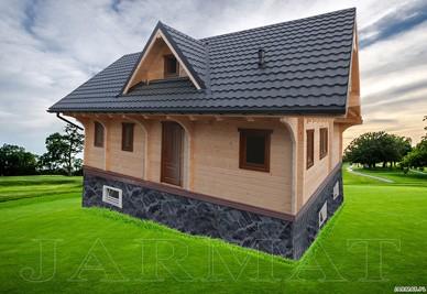 Dom całoroczny D01