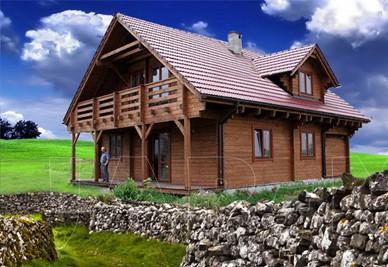 Dom całoroczny D08