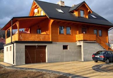 Dom całoroczny D09