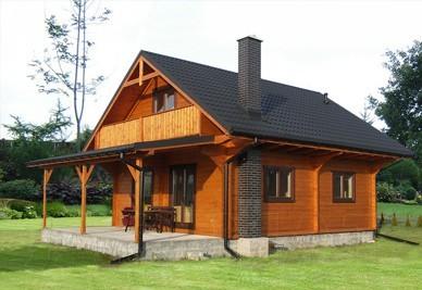 Dom całoroczny D12
