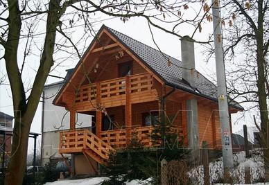 Dom całoroczny D19