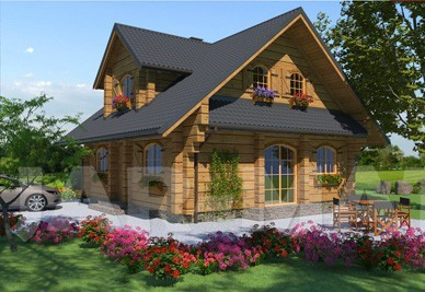 Dom całoroczny D29